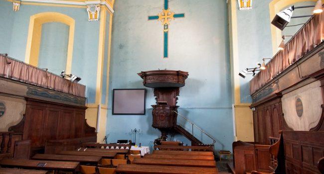 Kerkdiensten tijdens de zomerperiode 2021.
